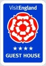 Visit Britain 4 - star guest house